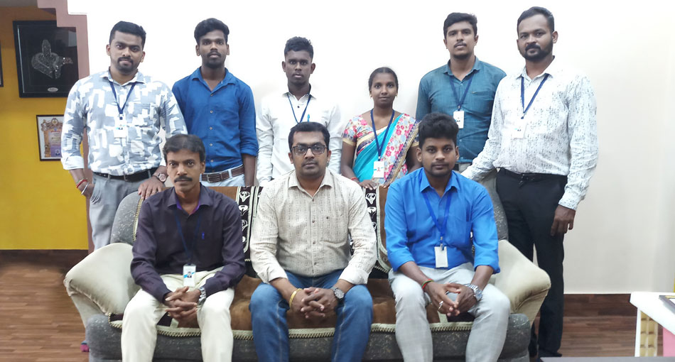 hospital furniture in trichy team profile